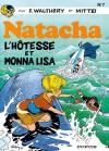 L'hôtesse et Monna Lisa - François Walthéry, Mittéï