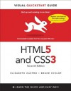 HTML 5 and CSS3 (Visual QuickStart Guide) - Elizabeth Castro, Bruce Hyslop