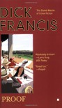 Proof - Dick Francis