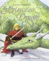La Princesa Dragon/the Loathsome Dragon (Cuadrada) - David Wiesner, Kim Kahng