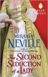 The Second Seduction of a Lady - Miranda Neville