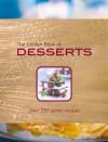 The Golden Book of Desserts: Over 250 Great Recipes. by Carla Bardi, Rachel Lane - Carla Bardi