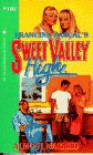 Almost Married (Sweet Valley High) - Francine Pascal