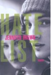 Hate List (Broché) - Jennifer Brown, Céline Alexandre