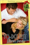 To Do List - Lauren Dane