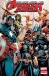 Avengers: Heroes Welcome #1 - Mark Brooks, Brian Michael Bendis