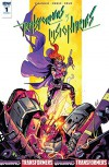Transformers vs. The Visionaries #1 - Magdalene Visaggio, Fico Ossio