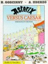 Asterix Versus Caesar: the book of the film (Book 29) - Rene de Goscinny