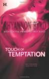 Touch of Temptation - Rhyannon Byrd