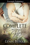 Complete With Her (Risso Family Book 3) - Lynn Burke