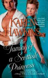 The Taming of a Scottish Princess (The Mysterious Hurst Amulet) - Karen Hawkins