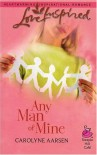 Any Man of Mine - Carolyne Aarsen