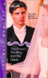 The Prince's Wedding (Romancing the Crown) (Silhouette Intimate Moments, #1190) - Justine Davis