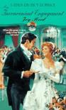 AN Inconvenient Engagement (Zebra Regency Romance) - Joy Reed