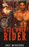 Werewolf Rider - Sky Winters