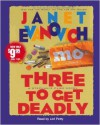 Three To Get Deadly  - Janet Evanovich, Lori Petty