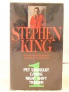 Stephen King 1: Pet Semetary, Carrie, Nightshift, Inner (4 Vols) - Stephen King