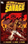 Doc Savage: The Man of Bronze - Steve Englehart,  Various,  Andru Ross