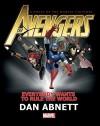 Avengers: Everybody Wants to Rule the World Prose Novel - Dan Abnett