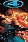 Marvel Knights Fantastic Four, Vol. 1: Wolf at the Door - Roberto Aguirre-Sacasa;Steve McNiven