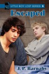 Escaped - J.P. Barnaby