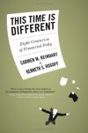 This Time Is Different: Eight Centuries of Financial Folly - Carmen M. Reinhart, Kenneth S. Rogoff