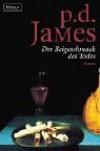 Der Beigeschmack des Todes  - P.D. James, Georg Auerbach