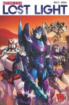 Transformers: Lost Light Volume 1 - James Roberts