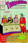 Teenagers from the Future: Essays on the Legion of Super-Heroes - Timothy Callahan, Jeff Barbanell, Christopher Barbee, Richard Bensam, Jae Bryson, Julian Darius, Sara K. Ellis, Matthew Elmslie, Scipio Garling, Greg Gildersleeve, Jack Campbell, James Kakalios, Paul Lytle, Martín A. Pérez, Lanny Rose, Chris Sims, Alan   Williams, Matt Fr