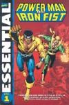 Essential Power Man and Iron Fist, Vol. 1 - Chris Claremont, John Byrne, Mary Jo Duffy, Steven Grant, Bob Layton, Greg LaRocque, Mike Zeck, Sal Buscema
