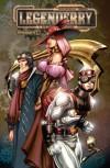 Legendary: A Steampunk Adventure  - Bill Willingham