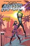 West Coast Avengers (2018-) #7 - Kelly Thompson, Daniele Di Nicuolo, Eduard Petrovich
