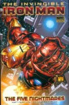 Invincible Iron Man, Vol. 1: The Five Nightmares (v. 1) - Matt Fraction, Salvador Larroca
