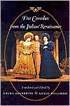 Five Comedies from the Italian Renaissance - Laura Giannetti