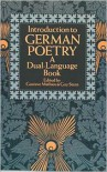 Introduction to German Poetry: A Dual-Language Book - Gustave Mathieu