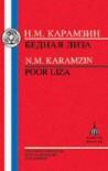 Poor Liza - Nikolai Karamzin