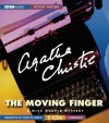 The Moving Finger - Martin Jarvis, Agatha Christie