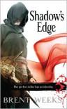 Shadow's Edge  - Brent Weeks