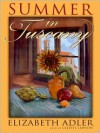 Summer in Tuscany (Audio) - Elizabeth Adler, Celeste Lawson