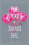 The Wicked + The Divine Vol. 4: Rising Action - Matt Wilson, Jamie McKelvie, Kieron Gillen
