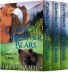 Cowboy Brother Bears Complete Series - Harmony Raines