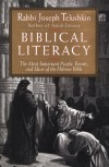 Biblical Literacy: The Most Important People, Events, and Ideas of the Hebrew Bible - Joseph Telushkin