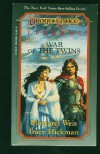 War of the Twins  - Tracy Hickman, Margaret Weis