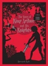 The Story of King Arthur and His Knights (Leatherbound) - Howard Pyle