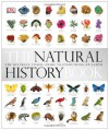 The Natural History Book: The Ultimate Visual Guide to Everything on Earth - Becky Alexander, David Burnie