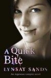 A Quick Bite (Argeneau Vampires, #3) - Lynsay Sands