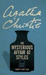 The Mysterious Affair At Styles (Hercule Poirot, #1) - Christie,  Agatha