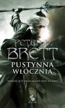 Pustynna włócznia - Brett Peter V.