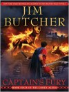 Captain's Fury (Codex Alera Series #4) - Jim Butcher