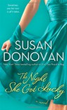 The Night She Got Lucky - Susan Donovan